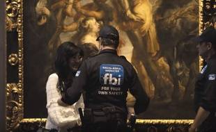 L'office de tourisme de Flandre a tourné en dérision la nouvelle censure d'un tableau par Facebook.
