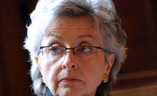 Claire Bazy-Malaurie le 4 février 2009.