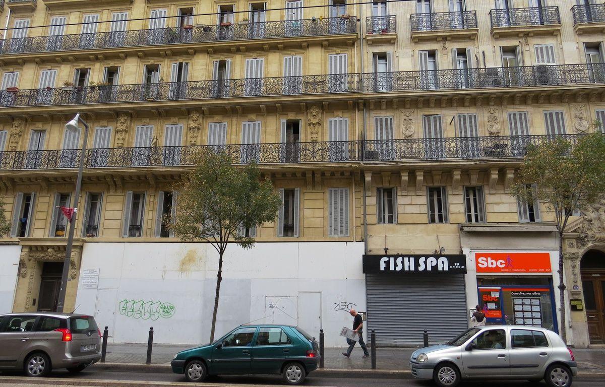Marseille, le 13 octobre 2015, rue de la République. – Mickaël Penverne / 20 Minutes