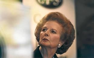 Margaret Thatcher (ci-dessus en 1996) a dirigé le gouvernement britannique pendant onze ans.