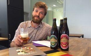 Vincent Vantighem, journaliste à «20 Minutes» part sur les routes belges découvrir les secrets de la bière.