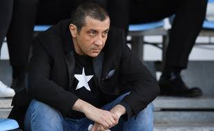 Mourad Boudjellal le 10 avril 2016