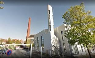 La mosquée Bilal, à Roubaix