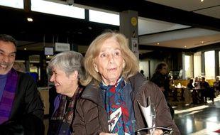 Gisèle Halimi en 2012.