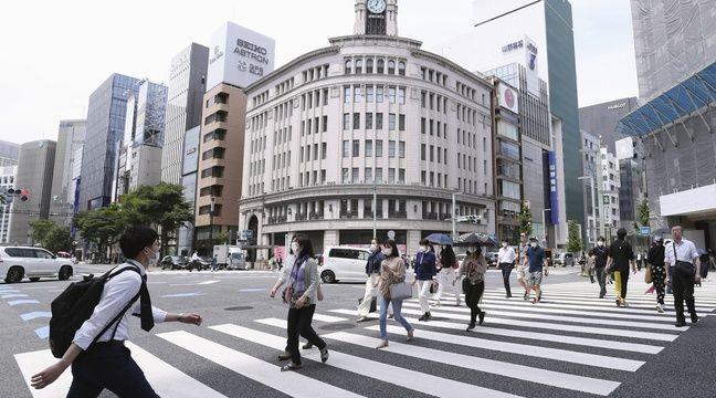 Fini l'état d'urgence, le Japon engage son déconfinement