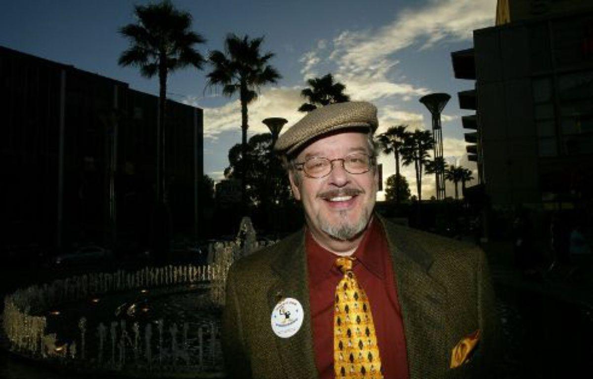 Joe Alaskey, le 19 octobre 2004, à Los Angeles. – Mark Mainz/AFP