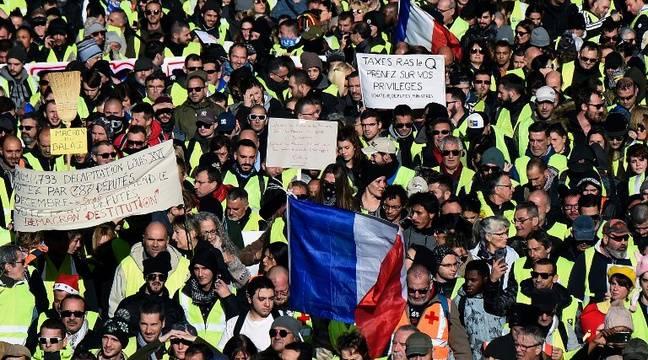 «Gilets jaunes»: Un nouvel appel à la mobilisation sur Facebook pour «un acte 5» le samedi 15 décembre