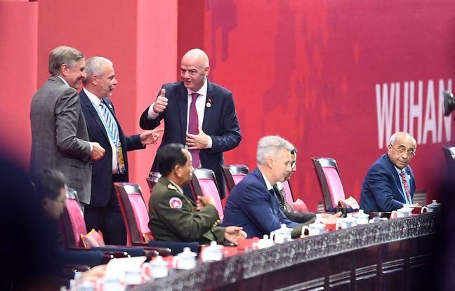 Foot de demain: La Chine accueillera la Coupe du monde des clubs nouvelle formule en 2021