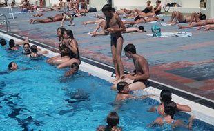 Photo d'illustration d'une piscine.