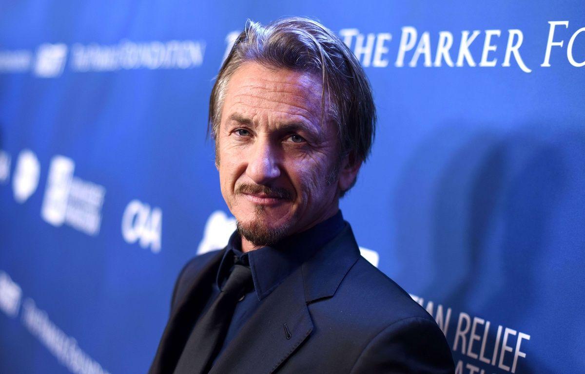 Sean Penn le 9 janvier 2016. – Variety/Shutterstock/SIPA