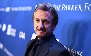 Sean Penn le 9 janvier 2016.