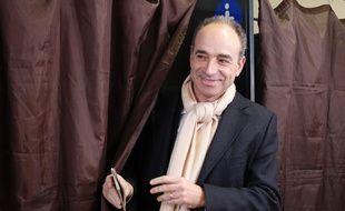 A 13h dimanche, Jean-François Copé était encore tout sourire.