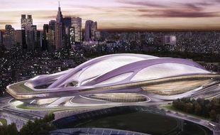 Le projet de Stade de Tokyo, finalement retoqué