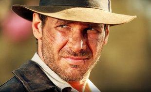 Indiana Jones interprété par Harisson Ford