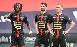 Camavinga, Terrier et Bourigeaud ont été très bons dimanche face à Dijon pour offrir un succès probant au Stade Rennais.