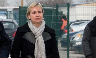 Fabienne Buccio, préfète du Pas-de-Calais de 2015 à 2017