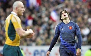 La dernière titularisation de Skrela en équipe de France remonte au 22 novembre 2008, lors d'une défaite contre l'Australie (13-18).