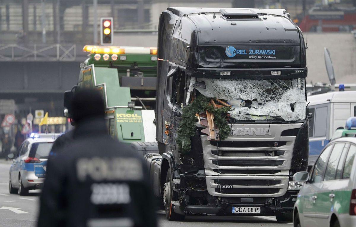 L'hommage de la Sécurité routière aux victimes de l'attentat de Berlin a été jugé de mauvais goût par de nombreux internautes. – Matthias Schrader/AP/SIPA