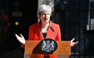 Theresa May était Première ministre depuis juillet 2016.