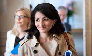 La crèche associative poursuivie devant les prud'hommes par une salariée licenciée en 2008 parce qu'elle souhaitait porter le voile, a bénéficié lundi du soutien de personnalités, notamment la présidente de la Halde, Jeannette Bougrab.