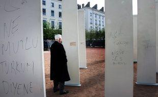 Le mémorial du génocide arménien a été inauguré en 2006 à Lyon.