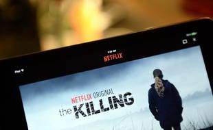 Illustration du catalogue de série Netflix