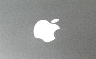 Illustration Apple.