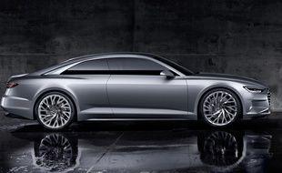 Audi Prologue Concept - Vue latérale
