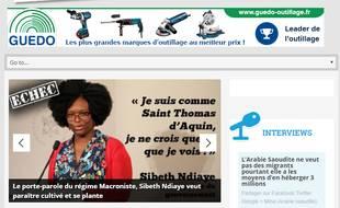 Le site «La Gauche M'A Tuer».
