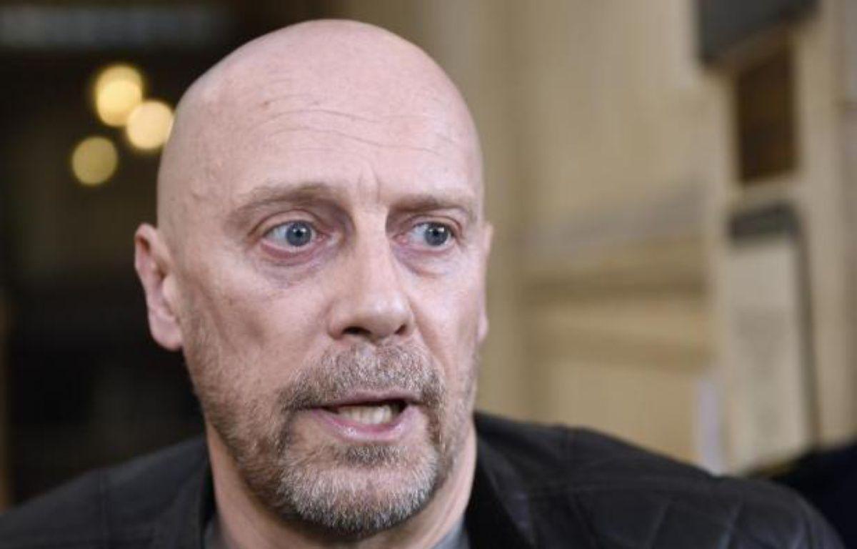 L'essayiste d'extrême-droite Alain Soral, le 12 mars 2015 à Paris – Loic Venance AFP