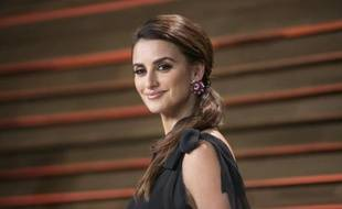 L'actrice espagnole Penelope Cruz le 2 mars 2014 à West Hollywood, en Californie