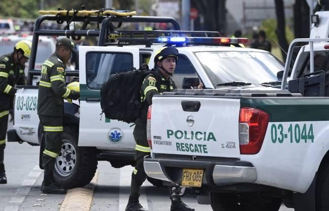 Colombie: Un attentat contre l'école de police de Bogota fait 21 morts et 68 blessés