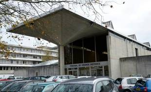 Le tribunal de grande instance d'Evry, près de Paris, le 26 novembre 2013
