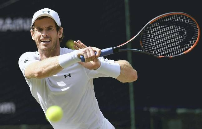 Wimbledon: Andy Murray estime qu'il n'a aucune chance de jouer en simple au All England Club
