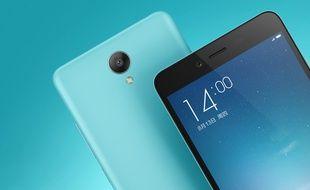 Xiaomi a dévoilé son Redmi Note 2 le 13 août 2015.