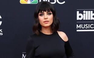 L'actrice Mila Kunis