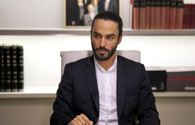 Assaad Bouab interprète Hicham Janowski le nouveau patron de l'agence ASK