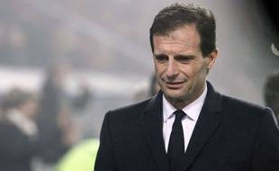 Massimilliano Allegri, l'entraîneur de la Juventus.