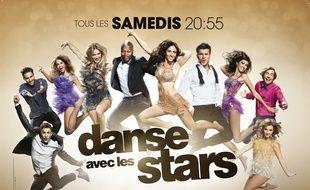 Affiche promo de «Danse avec les stars», saison 6.