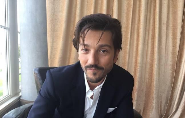 Diego Luna reçoit 20 Minutes chez LucasFilm le 04 décembre 2016