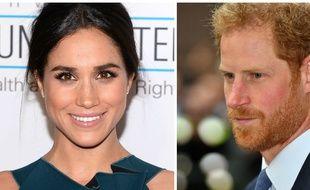 L'actrice Meghan Markle sort avec le prince Harry