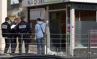 Attentat contre une épicerie casher de Sarcelles.