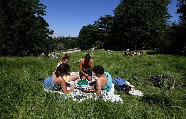 Déconfinement: Les Français renouent avec leurs parcs