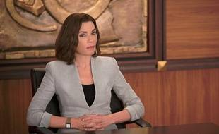 Julianna Margulies dans la série « The Good Wife ».