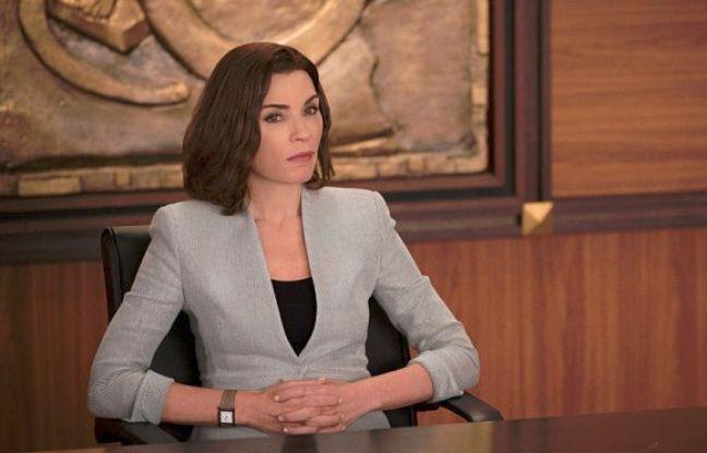 Julianna Margulies dans la série « The Good Wife ».
