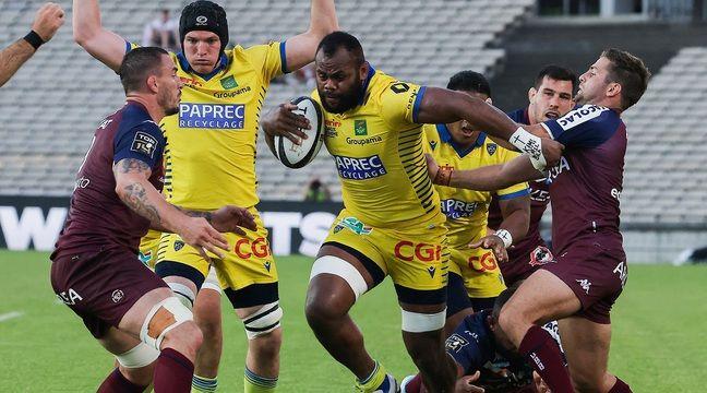 UBB-Clermont EN DIRECT : Aux forceps, l'UBB file en demi-finale où elle retrouvera Toulouse (25-16)