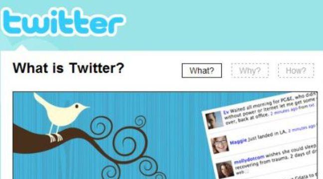 Twitter, le roi du micro-blogging  – Twitter.com