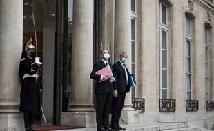 Jean Castex et Bruno Le Maire.
