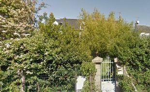 Le corps de la victime a été découvert dans le jardin d'une maison de Granville dans la Manche.