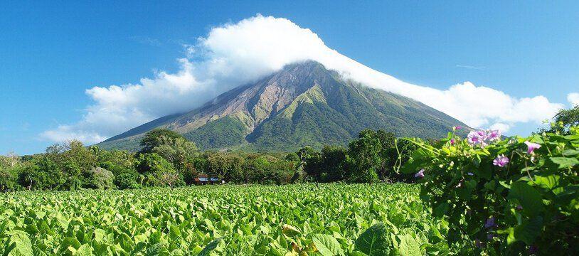 Une vue du Nicaragua.